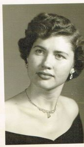 Head Shot of my mom. Christeen Hutchins (Moore-Calloway)