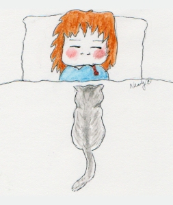 feeling sick, by w. holcombe