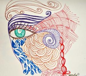 migraine eye