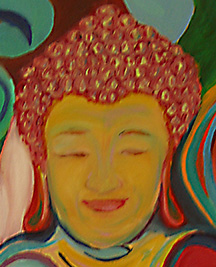 Buddha avatar