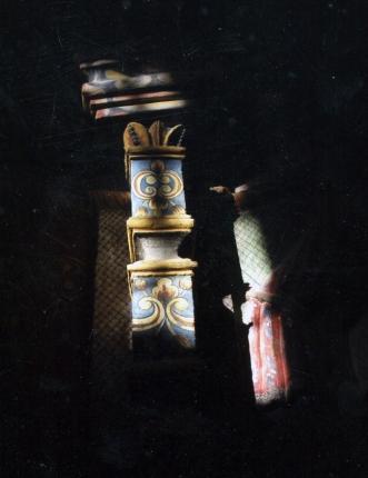 tumacacori column